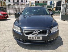 Used Volvo S80 car 2010 for sale at low price