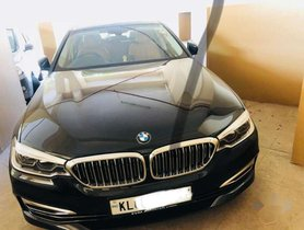 2018 BMW 5 Series for sale at low price