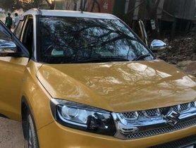 Used Maruti Suzuki Vitara Brezza ZDi 2018 for sale