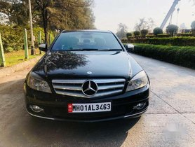 Used Mercedes Benz C-Class car 2009 for sale at low price