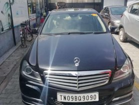 2012 Mercedes Benz C-Class for sale at low price