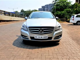 2010 Mercedes Benz R Class for sale at low price