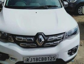 Used Renault Kwid car 2017 for sale at low price