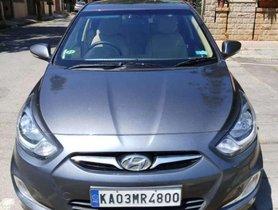 Used Hyundai Fluidic Verna car 2012 for sale at low price
