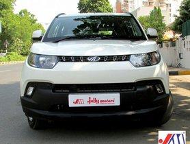 Used 2015 Mahindra KUV100 for sale
