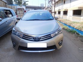 Used Toyota Corolla Altis VL AT for sale
