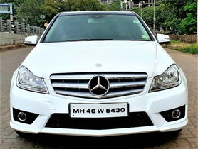 2013 Mercedes Benz C Class for sale at low price