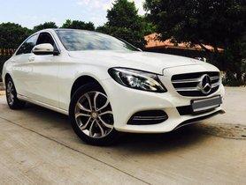 Mercedes Benz C Class 2015 for sale