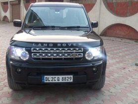 Used Land Rover Discovery 4 car at low price