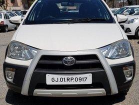 2016 Toyota Etios Cross for sale