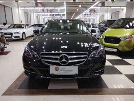 Used 2015 Mercedes Benz E Class for sale
