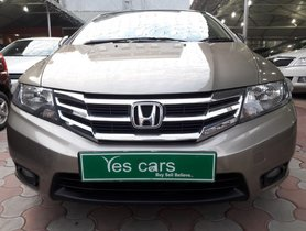 Used Honda City V MT 2013 for sale