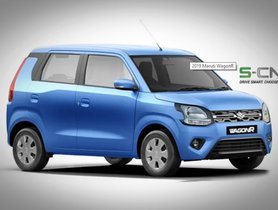 Maruti Suzuki Wagon R Lxi CNG Walk-around Video