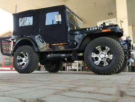 Used 2002 Mahindra Willys for sale
