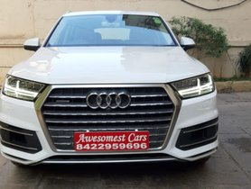 Good as new 2016 Audi Q7 for sale