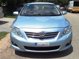 2009 Toyota Corolla Altis for sale