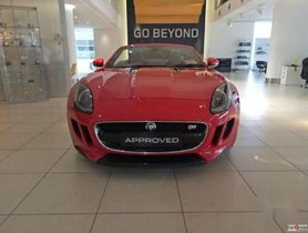 2013 Jaguar F Type for sale