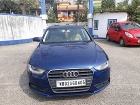 2014 Audi A4 for sale at low price