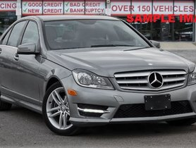 Mercedes-Benz C-Class C 250 CDI Avantgarde for sale