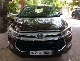 Used Toyota Innova 2017 car at low price