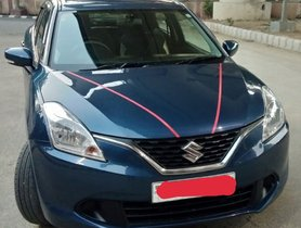 Maruti Suzuki Baleno 2017 for sale