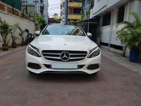 Mercedes-Benz C-Class C 250 CDI Avantgarde by owner