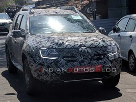 2020 Renault Duster Spied Again, New Details Revealed in Latest Spy Images