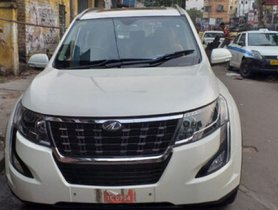 Mahindra XUV500 W11 Option AT for sale