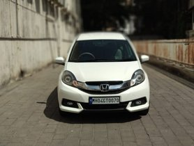 Used 2014 Honda Mobilio car at low price