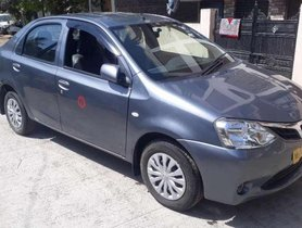 Used Toyota Etios car 2017 for sale at low price