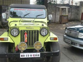 Used 1996 Mahindra Alturas G4 for sale