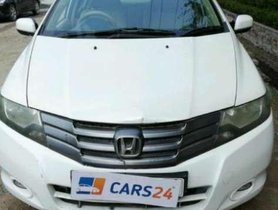 Used Honda City V MT Exclusive 2010 for sale