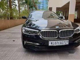 Used BMW 5 Series car 2018 for sale at low price