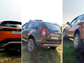 Tata Harrier Vs Mahindra XUV500 Vs Renault Duster: Which One Is The Best Off-Roader?