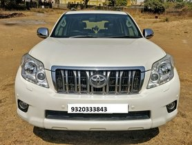 2010 Toyota Land Cruiser Prado for sale at low price