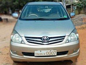 Toyota Innova 2.5 V 8 STR, 2007 for sale