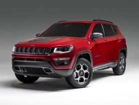 Jeep Compass Plug-in Hybrid Wrapped Off At 2019 Geneva Motor Show