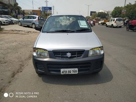 Maruti Alto Green LXi (CNG) for sale