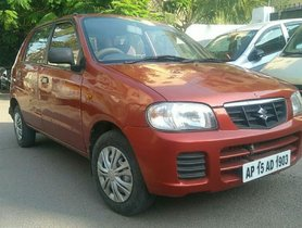 2007 Maruti Suzuki Alto for sale