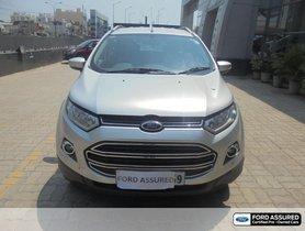 Used Ford EcoSport 1.5 Diesel Titanium 2016 for sale