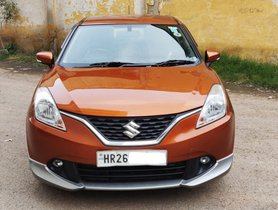 Maruti Baleno 1.2 CVT Zeta for sale