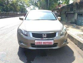Honda Accord VTi-L (MT) 2009 for sale