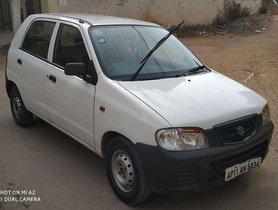 2011 Maruti Suzuki Alto for sale