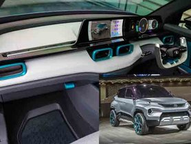 Tata H2X Concept Interior Revealed: Futuristic Design with Bold Touches