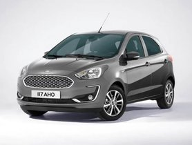 """Ford Figo """"Blu"""" Arrives at Dealerships, Ready To Roll Off"""