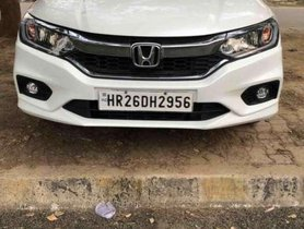 Used Honda City car 2017 for sale at low price