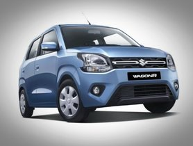 2019 Maruti WagonR Waiting Period Soars To 4-6 Weeks