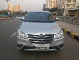 Used Toyota Innova car at low price