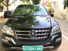 Used 2011 Mercedes Benz M Class for sale