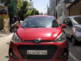 2017 Hyundai Grand i10 for sale at low price